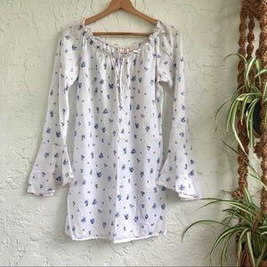 Vintage Victoria Secret slip nightgown size small